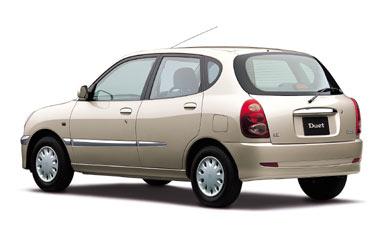 Toyota Duet 2