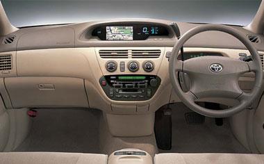 Toyota Vista Sedan 3