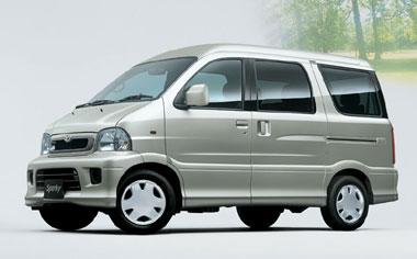 Toyota Sparky 1