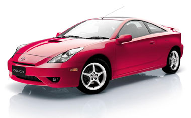 Toyota Celica SS-I AT 1.8 (2002)