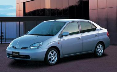 Toyota Prius S NAVI SPECIAL CVT 1.5 (2002)