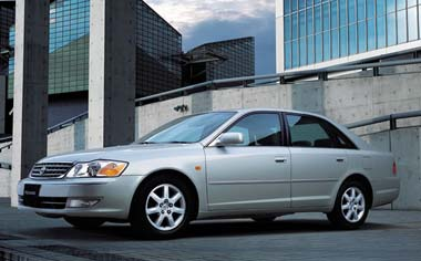 Toyota Pronard 1