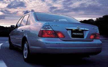 Toyota Pronard 2