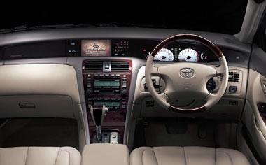 Toyota Pronard 3