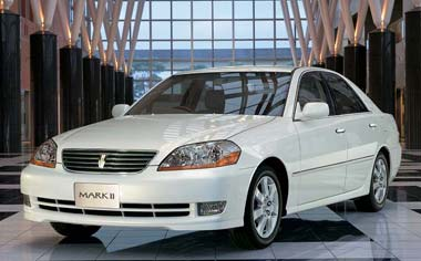 Toyota Mark II GRANDE 35TH ANNIVERSARY AT 2.0 (2002)