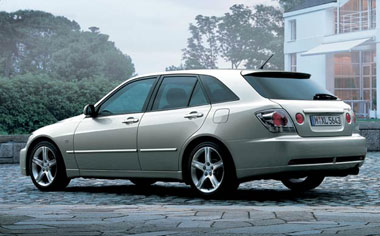 Toyota Altezza Gita 2