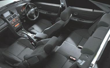 Toyota Altezza Gita 4