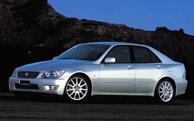 Toyota Altezza 1