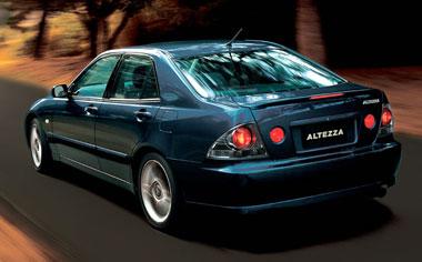 Toyota Altezza 2