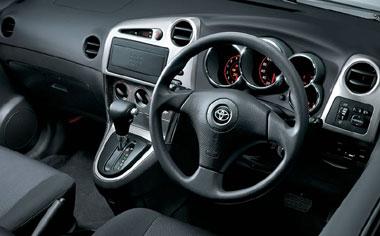 Toyota Voltz 3