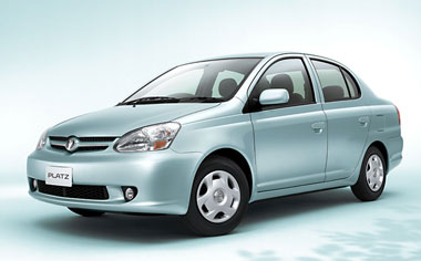 Toyota Platz 1