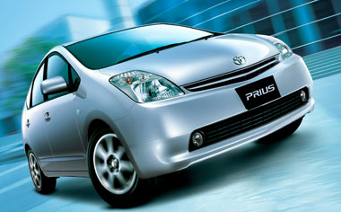 Toyota Prius S TOURING SELECTION CVT 1.5 (2003)