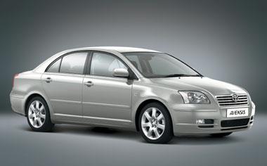 Toyota Avensis SEDAN LI SPORTS PACKAGE AT 2.0 (2003)