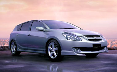 Toyota Caldina GT-FOUR N EDITION 4WD AT 2.0 (2003)
