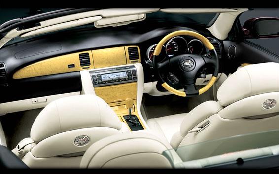 Toyota Soarer 6
