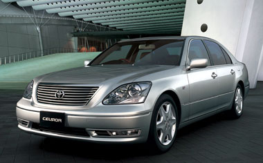 Toyota Celsior A VERSION AT 4.3 (2004)
