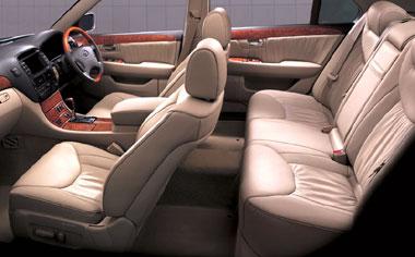 Toyota Celsior 4