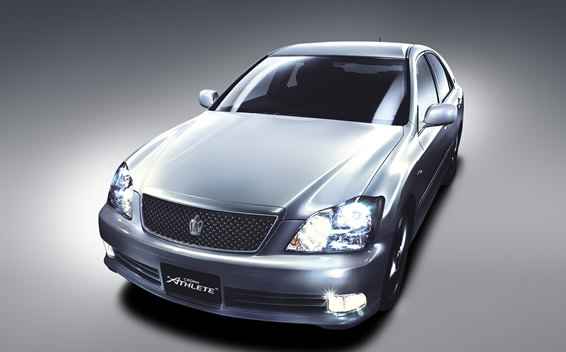 Toyota Crown Athlete Series ATHLETE I FOUR 4WD AT 2.5 (2004)