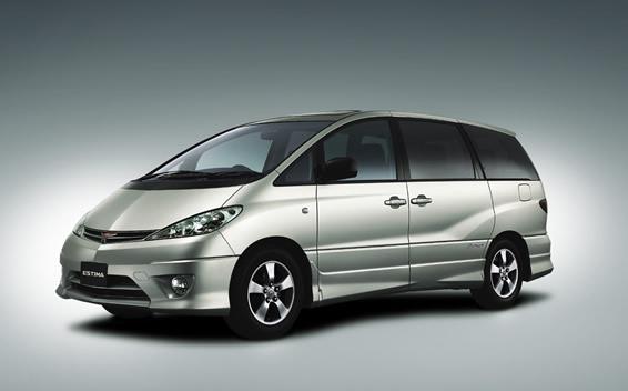 Toyota Estima T 1