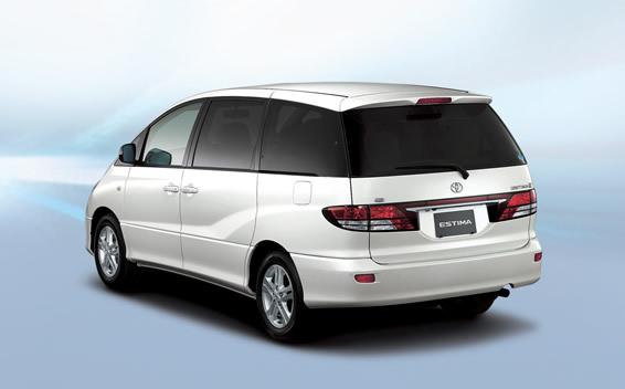 Toyota Estima T 2