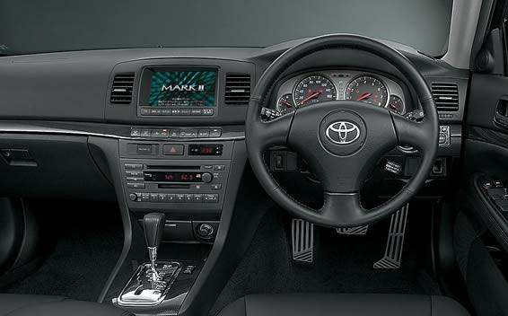Toyota Mark II Blit 3