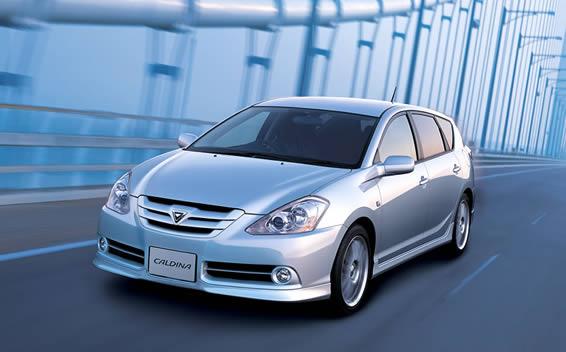 Toyota Caldina 1