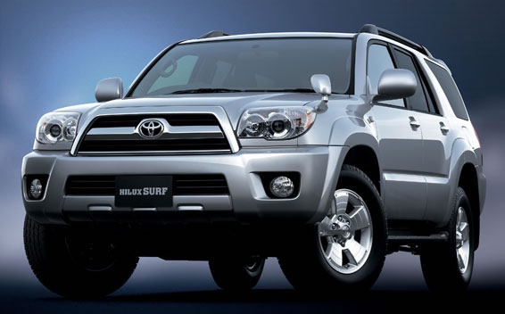 Toyota Hilux Surf SSR G 4WD AT 4.0 (2005)