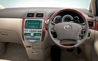 Toyota Ipsum 2