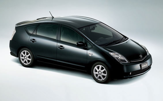 Toyota Prius S STANDARD PACKAGE CVT 1.5 (2005)