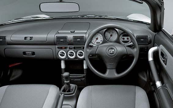 Toyota MR-S 3