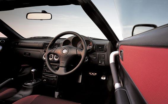 Toyota MR-S 4