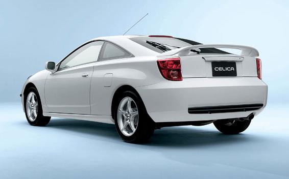 Toyota Celica 2
