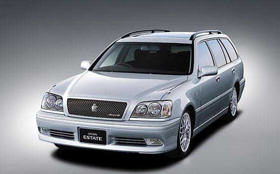 Toyota Crown Estate