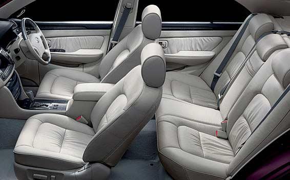 Toyota Brevis 5