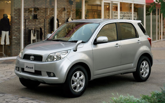Toyota Rush X 4WD AT 1.5 (2006)