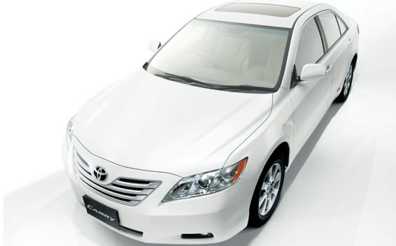 Toyota Camry G FOUR LIMITED EDITION 4WD AT 2.4 (2006)