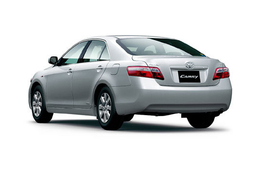 Toyota Camry G Limited Edition At 2 4 2006