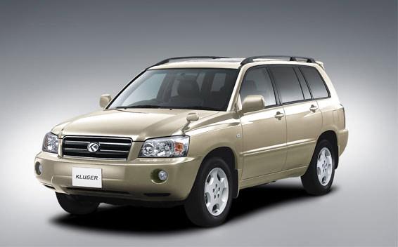 Toyota Kluger L