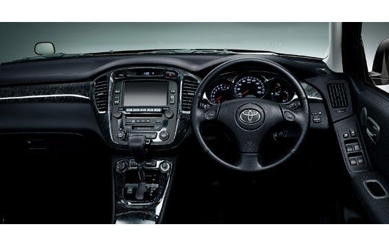 Toyota Kluger L 2