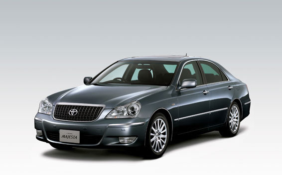 Toyota Crown Majesta A TYPE AT 4.3 (2006)