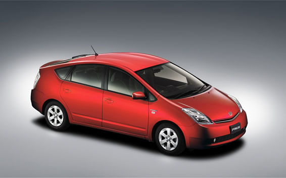 Toyota Prius S STANDARD PACKAGE CVT 1.5 (2007)