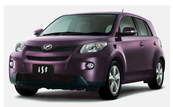 Toyota IST 150X CVT 1.5 (2007)