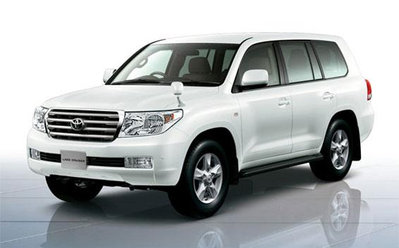 Toyota Land Cruiser AX G SELECTION AT 4.7 (2007)