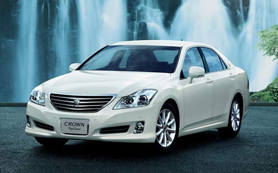 Toyota Crown Royal Series ROYALSALOON I-FOUR U PACKAGE 4WD AT 3.0 (2008)