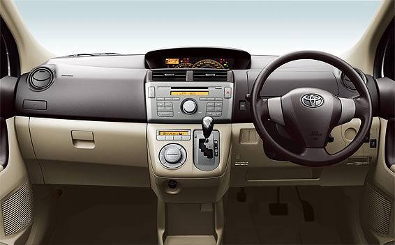 Toyota Passo Sette 7
