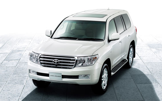 Toyota Land Cruiser AX G SELECTION 8PASS AT 4.6 (2009)