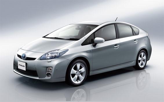 Toyota Prius EX CVT 1.5 (2009)
