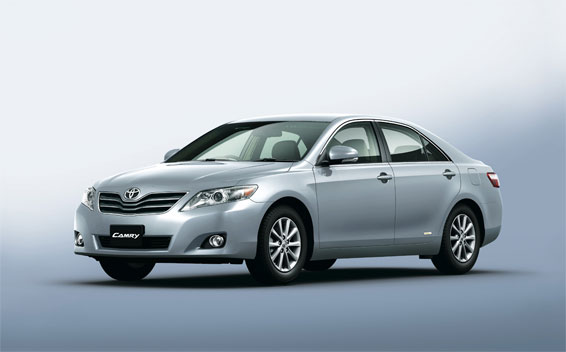 Toyota Camry G FOUR LIMITED EDTION 4WD AT 2.4 (2009)