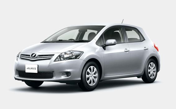 Toyota Auris 150X M PACKAGE CVT 1.5 (2009)