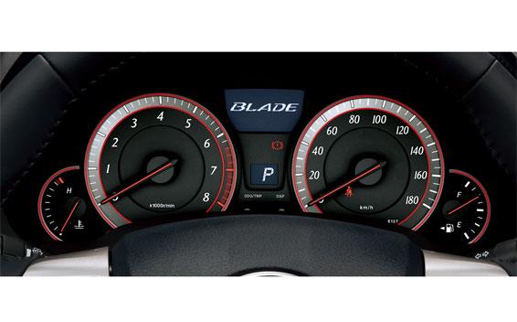 Toyota Blade 6